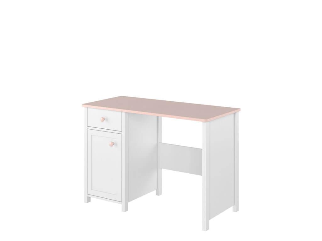 biurko z szafką i szufladą