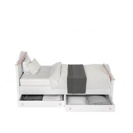 Łóżko z materacem bonellowym #2