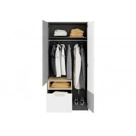 dwudrzwiowa szafa garderoba #2