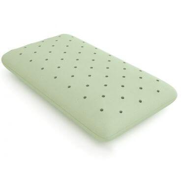 poduszka termoelastyczna visco green