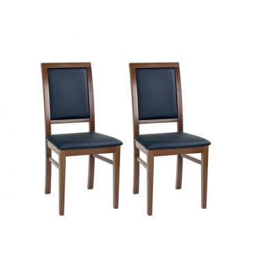 Krzesła do jadalni LATI komplet 2 szt.