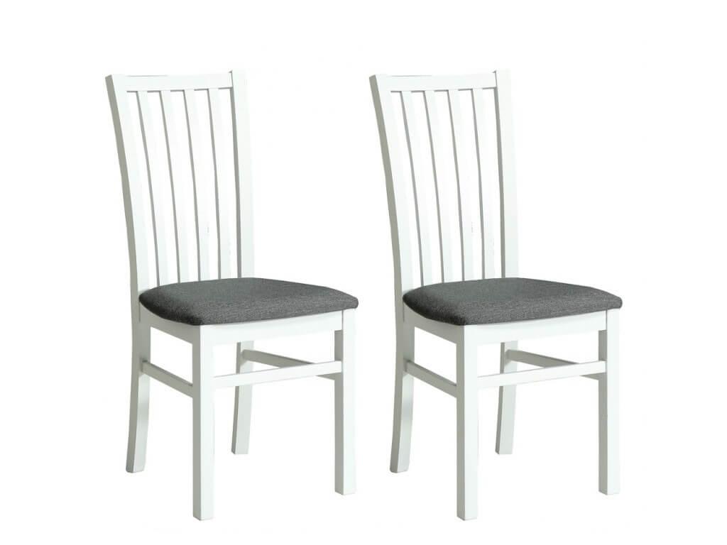 Krzesła do jadalni SNOW komplet 2 szt.