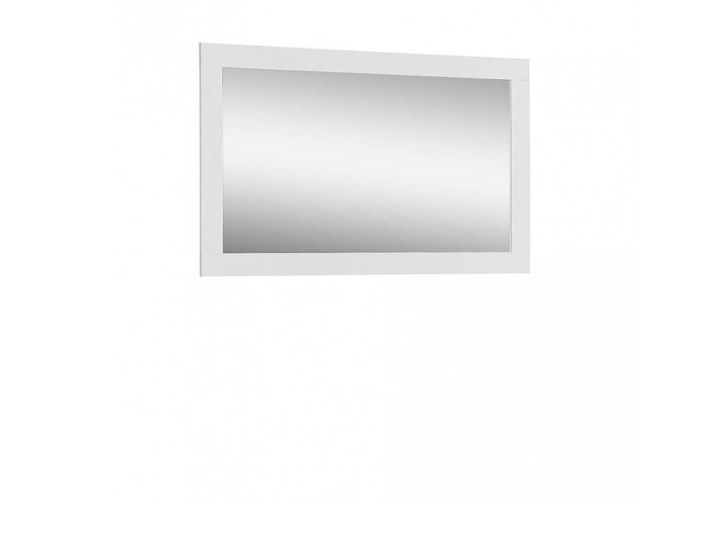 białe lustro do przedpokoju