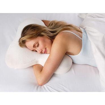 poduszka do spania na boku