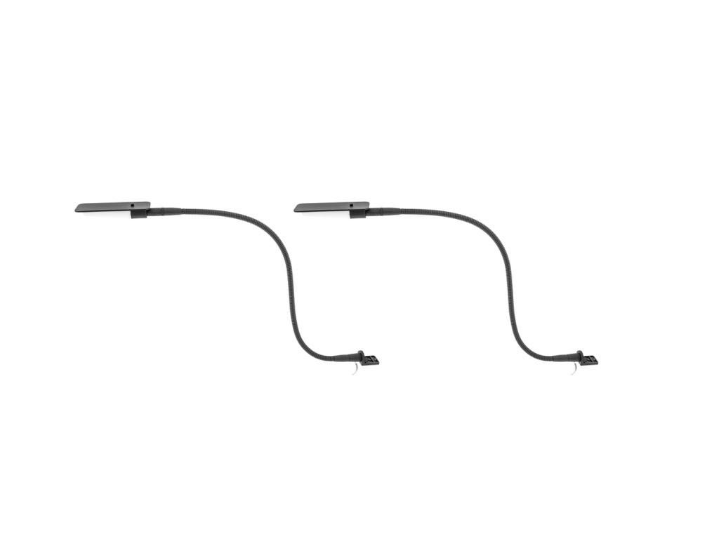 Oświetlenie łóżka IZLED23P02-WK03 komplet 2 sztuk