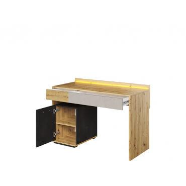 ergonomiczne biurko qubic