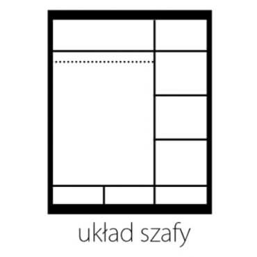 Szafa 2D AX10