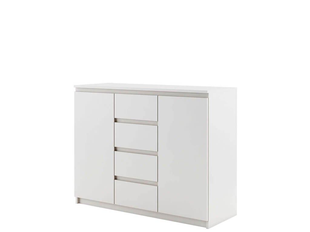 IDEA Biała komoda ID-04